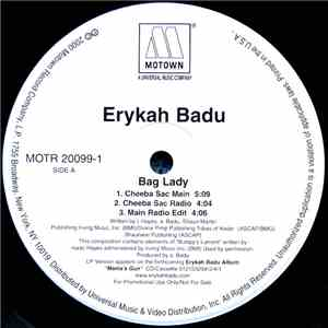 Erykah Badu - Bag Lady download mp3