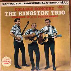 The Kingston Trio - College Concert mp3 download