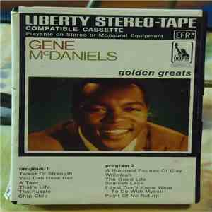 Gene McDaniels - Golden Greats download mp3