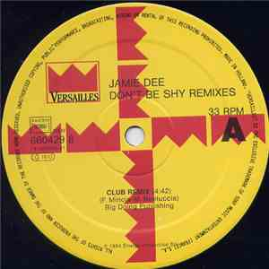 Jamie Dee - Don't Be Shy (Remixes) mp3 download