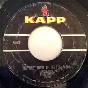 Jack Jones - The First Night Of The Full Moon download mp3