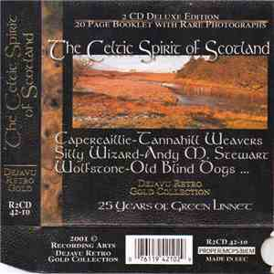 Various - The Celtic Spirit Of Scotland download mp3