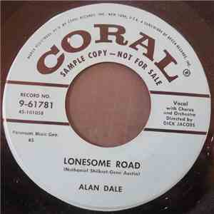 Alan Dale - Lonesome Road download mp3