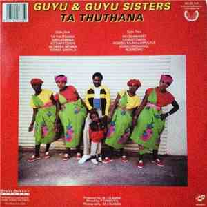 Guyu, Guyu Sisters - Ta Thuthana mp3 download