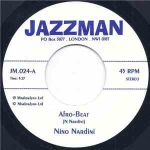 Nino Nardini - Afro-Beat / Poltergeist download mp3